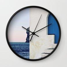 Esquinas Wall Clock