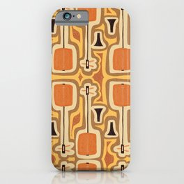 Retro Shamisen  iPhone Case