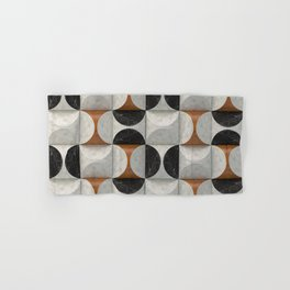 Marble game Hand & Bath Towel