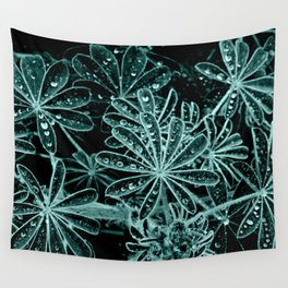 Raindrops IX Wall Tapestry