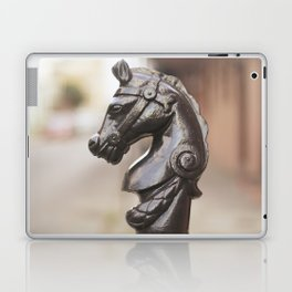 New Orleans Hitching Post #3 Laptop & iPad Skin
