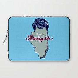 Illinoisjevich Laptop Sleeve