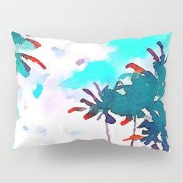 Lanikai Coconut Trees Pillow Sham