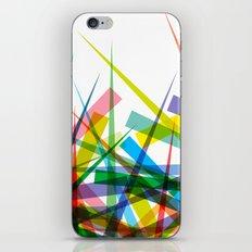 Spiky Garden iPhone & iPod Skin