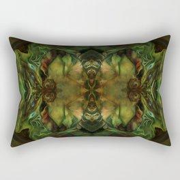 The room of the caterpillar Rectangular Pillow