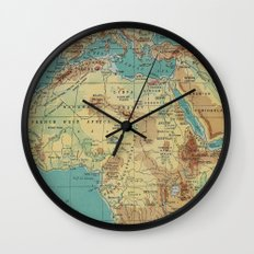 Cradle of Civilization Wall Clock