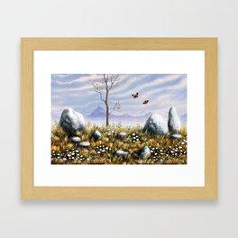 Brightfield III Framed Art Print