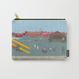 Wilbur and Orville Wright, 1903 (c) Carry-All Pouch