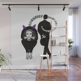 You don't even know you're hooked Wall Mural