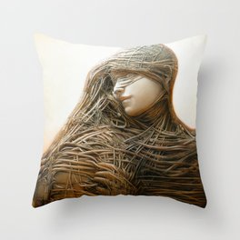 Attachment II Throw Pillow