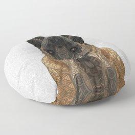 Malinois - Belgian Shepherd Floor Pillow