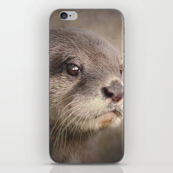 Otterly gorgeous!! iPhone & iPod Skin