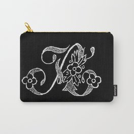 A Monogram Carry-All Pouch