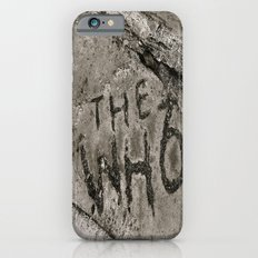 The Who iPhone 6s Slim Case