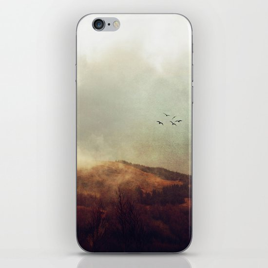 There is magic in the wild places of earth. iPhone & iPod Skin