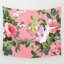 The perfect flowers for me 8 Wall Tapestry