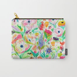 fleurs de printemps Carry-All Pouch