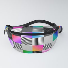 Mondrian Couture Fanny Pack