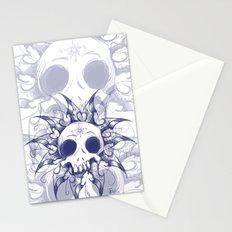 Salomonic skull  Stationery Cards