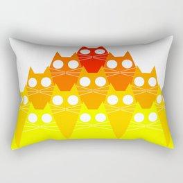 Cats Mountan Rectangular Pillow