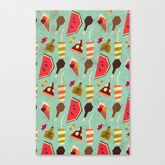 Yummy! Canvas Print