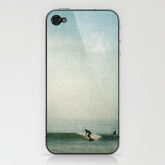 surf days iPhone & iPod Skin