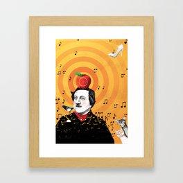 Gioachino Rossini Framed Art Print