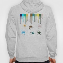 Messy Painter Hoody