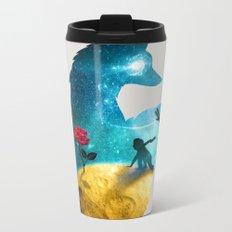 The Most Beautiful Thing (light version) Metal Travel Mug