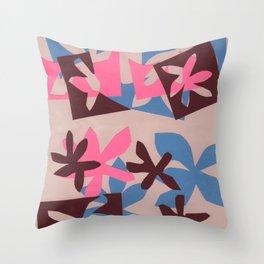 After Matisse Throw Pillow
