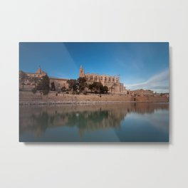 Palma Cathedral Metal Print