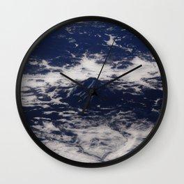 Earth XII Wall Clock