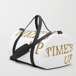 TIME'S UP Duffle Bag