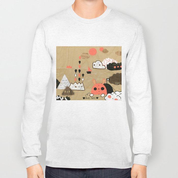 Tobermory Long Sleeve T-shirt