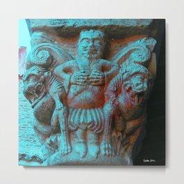 Romanesque lovers V Metal Print