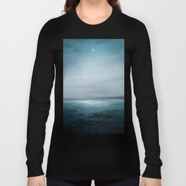 Sea Under Moonlight Long Sleeve T-shirt