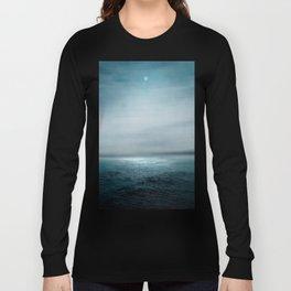 Sea Under Moonlight Langarmshirt