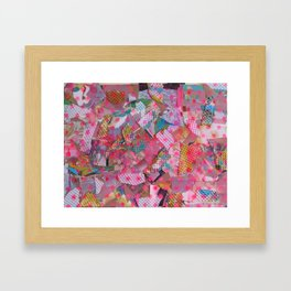 PREFIXED AS A TRADE NAME TO ARTICLES OF ALL KINDS Framed Art Print