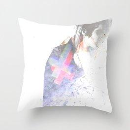 Androfemme: Smitten Drown I Throw Pillow