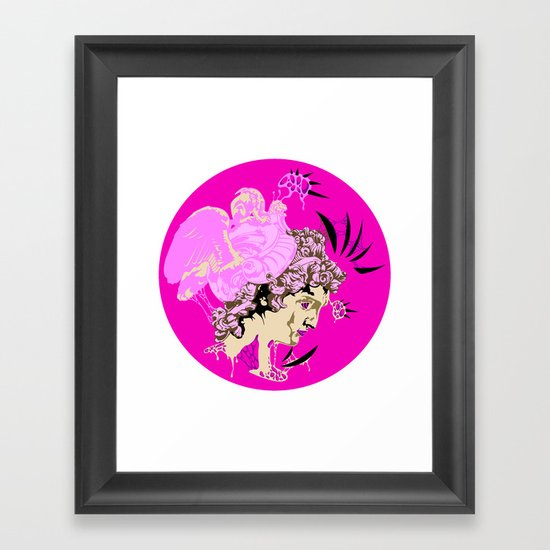 Perseus Framed Art Print