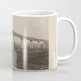 Viaduc de lOsse Les Travaux Publics de la France Coffee Mug
