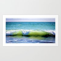 sublime Art Prints featuring SubLime by kitaSaurus