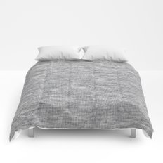 Athletic Grey Comforters