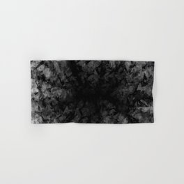 Abstract Radial Gradation Hand & Bath Towel