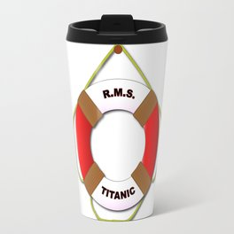 RMS Lifebelt Travel Mug