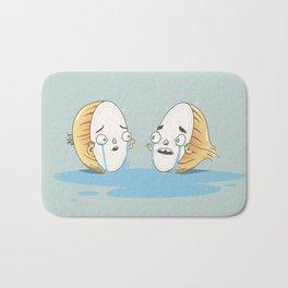 Tearful Breakup Bath Mat