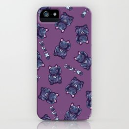 Hanami Maneki Neko: Ren iPhone Case