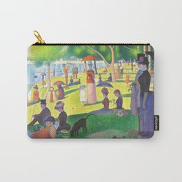 Georges Seurat A Sunday On La Grande Jatte Carry-All Pouch