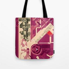 Phallic Attachment Tote Bag