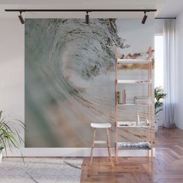 summer waves xiii Wall Mural